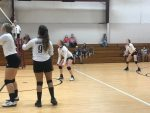 Volleyball vs. Overton