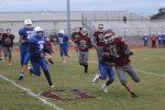 7th grader runs into end zone