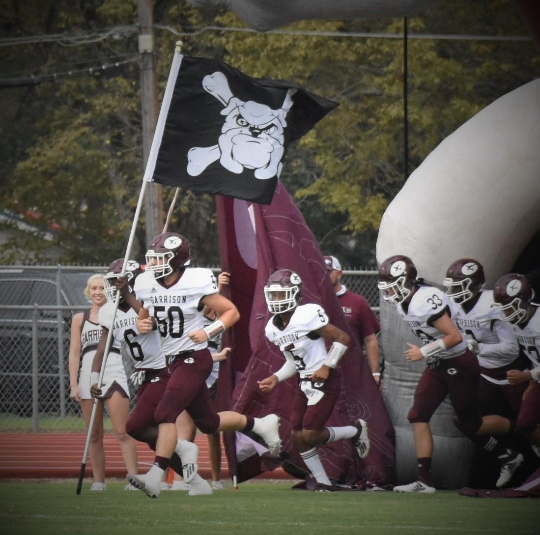 Garrison Bulldog Football Team