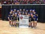 Lancer Cheerleaders Win OASSA Competition
