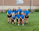 Lady Lancer golf team finishes 4th at the Wayne Trace Invitational