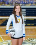 Lancers defeat Grove, Williams goes over 1000 digs!