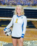 Check out the sports report tonight on WOSN between 10:10 and 10:20 for a feature on Lincolnview's Brianna Ebel