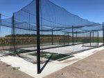 Lincolnview upgrades baseball and softball batting cages