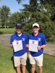 Congratulations Dane Ebel and Avery Slusher, Honorable Mention All NWC Golf