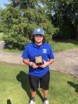 Congratulations Evan Miller, 1st Team All NWC Golf