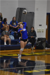 Lancer volleyball team will face St. John's in sectional final game