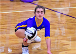 Lady Lancers fall short to Fort Recovery in 4 sets – Times Bulletin