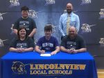 Jessee will continue his basketball career at Bluffton University