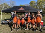 Boys Junior High Cross Country finishes 2nd place at CCC League Championship