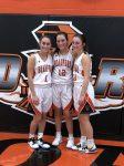 Girls Varsity Basketball beats Newton 51 – 29