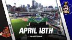 Baseball to play Russia at DayAir Ballpark
