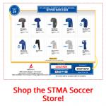 STMA Boy's Soccer Store NOW OPEN!