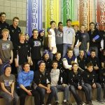Swim and Dive 2nd at True Team Section Meet