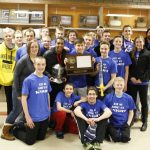 Knights Swim and Dive are Section 8AA Champs!