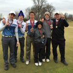 Knights Boys Win Monticello Invitational