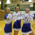 Your STMA All State Cheerleaders