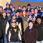 Competitive Season Begins for Boys Swim and Dive Team