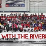 Skate with the River Hawks