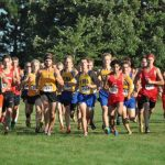 Boys Cross Country Opens Regular Season in Monticello