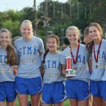 Girls Cross Country Takes Titles at Monticello Invitational