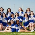 Knights Cheerleaders invited to Cheer at the MN High School All Star Football Game