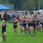 Girls Cross Country Opens Season with Scrimmage