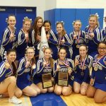 Two-Time Class AA Cheer Off Champions