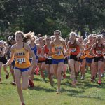 Girls Cross Country Update (Monticello and Anoka Invites)