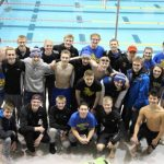 Boys Swim and Dive Perform at State