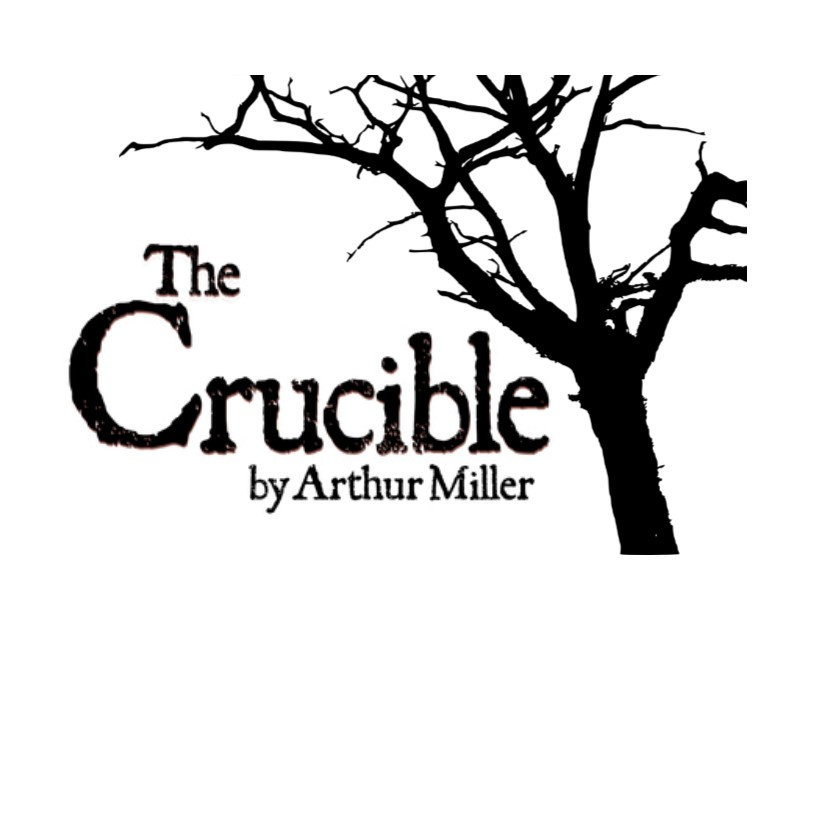 Cast list for the 2019 Spring Three-Act Play: The Crucible