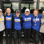 JV Girls get 3rd at Cambridge – Isanti Invitational