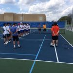 Knights Open Section Play with 5-2 Win over Osseo
