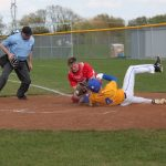 Knights Baseball vs. Monticello (Photos by Kallyn Amundson)
