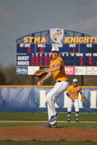 Knights Baseball vs. Monticello (Photos by Kallyn Amundson)