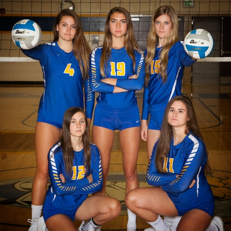 Best wishes to our STMA Volleyball Class of 2019