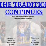Youth & Middle School Wrestling Begins Soon!!!!