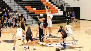 Boys Basketball vs. St. Cloud Tech 12.3.19