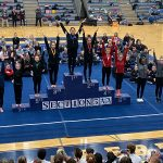 Section Gymnastics Results