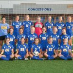 Girls B Squad Soccer falls to Minnetonka 3 – 1