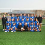 Girls Varsity Soccer fights back to tie Minnetonka 2-2