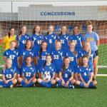 Girls 9A Soccer ties Minnetonka 1 – 1