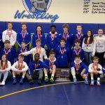 Class AAA Team: 2nd Place, 7 Placewinners