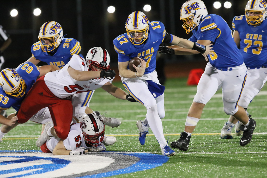 STMA Athletes Make College Selections