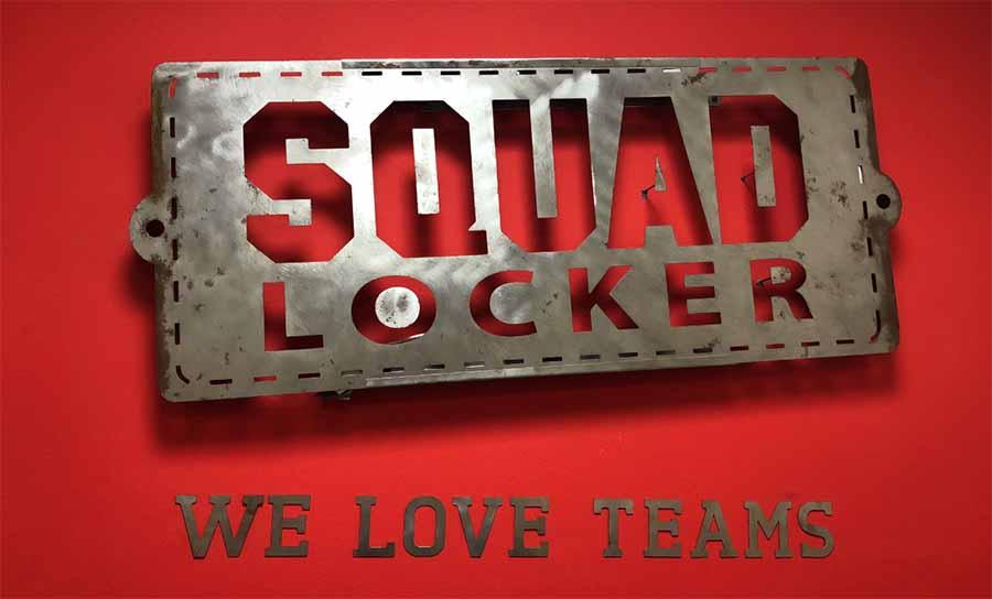 SQUAD LOCKER-Online On-Demand apparel store