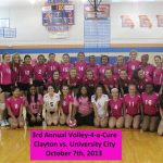 4th Annual Volley for the Cure – PINK OUT