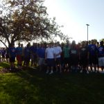 Action for Autism (AFA) Walk with Varsity Football