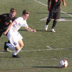Clayton High School Varsity Soccer falls to Ritenour High School 3-5