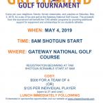 CHS Athletics – Golf Tournament Info 2019