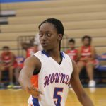 Lady Hounds Win Opener
